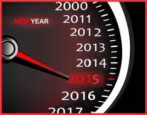 speedometer new year