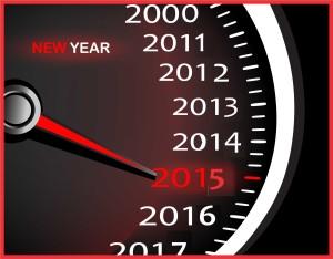 speedometer new year