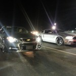 2014 Chevy SS on the line