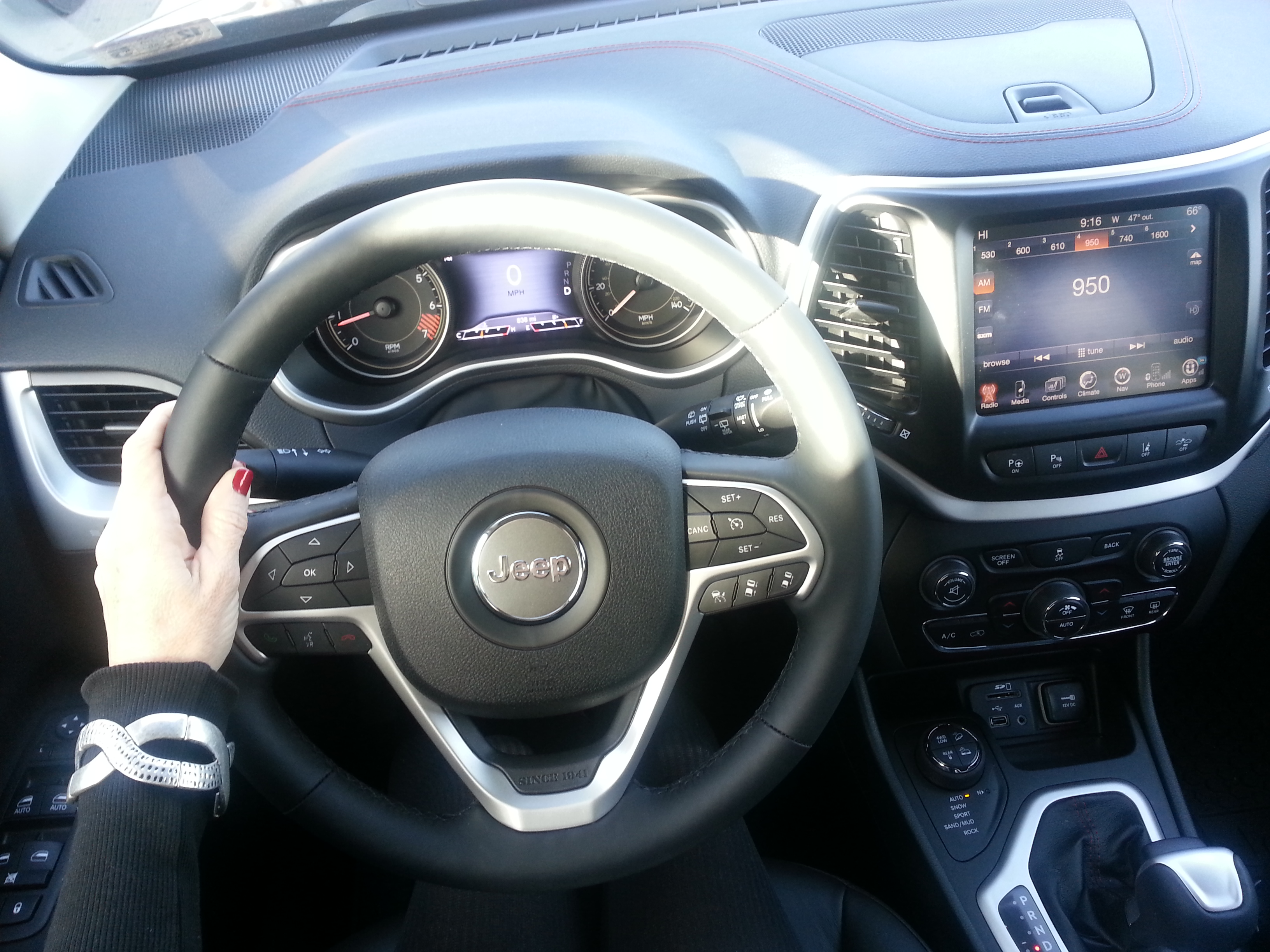2014 Jeep Grand Cherokee Review That Car Lady