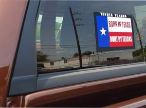 born in texas tundra