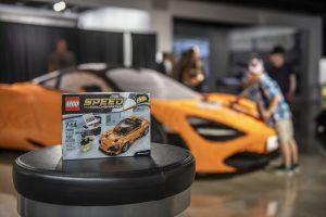 LEGO life size McLaren